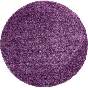 Zuniga Violet Area Rug by Ebern Designs