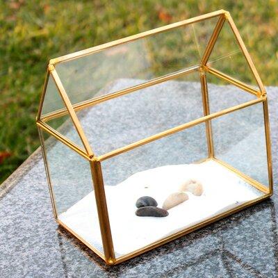 Glass Terrarium House