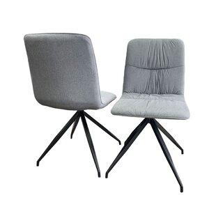 Mallen Upholstered Dining Chair (Set of 2) by Orren Ellis