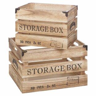 Club 2 Piece Organiser Box Set By Symple Stuff