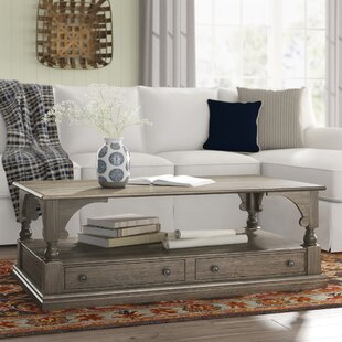 Calila Coffee Table with Storage
