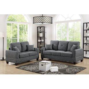 Harmon 2 Piece Living Room Set