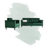 Liska Configurable Living Room Set by Foundstone™