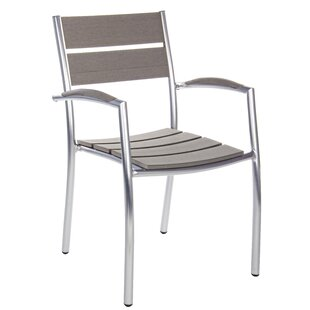 Kingsville Stacking Garden Chair By Mercury Row