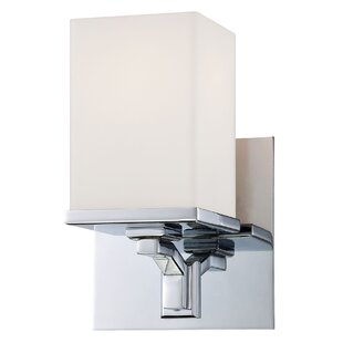 Marshfield 1-Light LED Bath Sconce by Latitude Run
