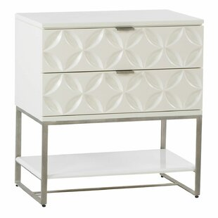 Rosie 2 Drawer Nightstand