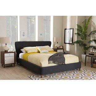 George Oliver Berardi Upholstered Platform Bed