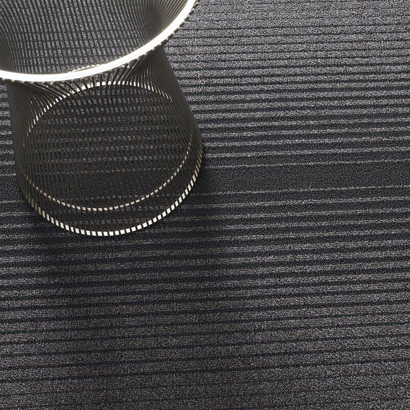Ombre Shag 28 In X 18 In Non Slip Indoor Outdoor Mat Reviews Allmodern