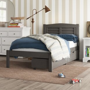 Chatham Platform Bed with Dual Storage Drawers