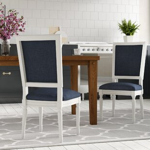 Bolander Upholstered Dining Chair (Set Of 2) By ClassicLiving