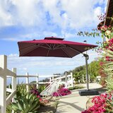 Macclesfield 10 Square Cantilever Umbrella