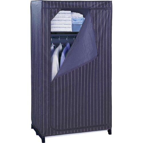 75 cm Stoffschrank Comfort | Schlafzimmer > Kleiderschränke > Ordnungssysteme | Kunststoff | Wenko