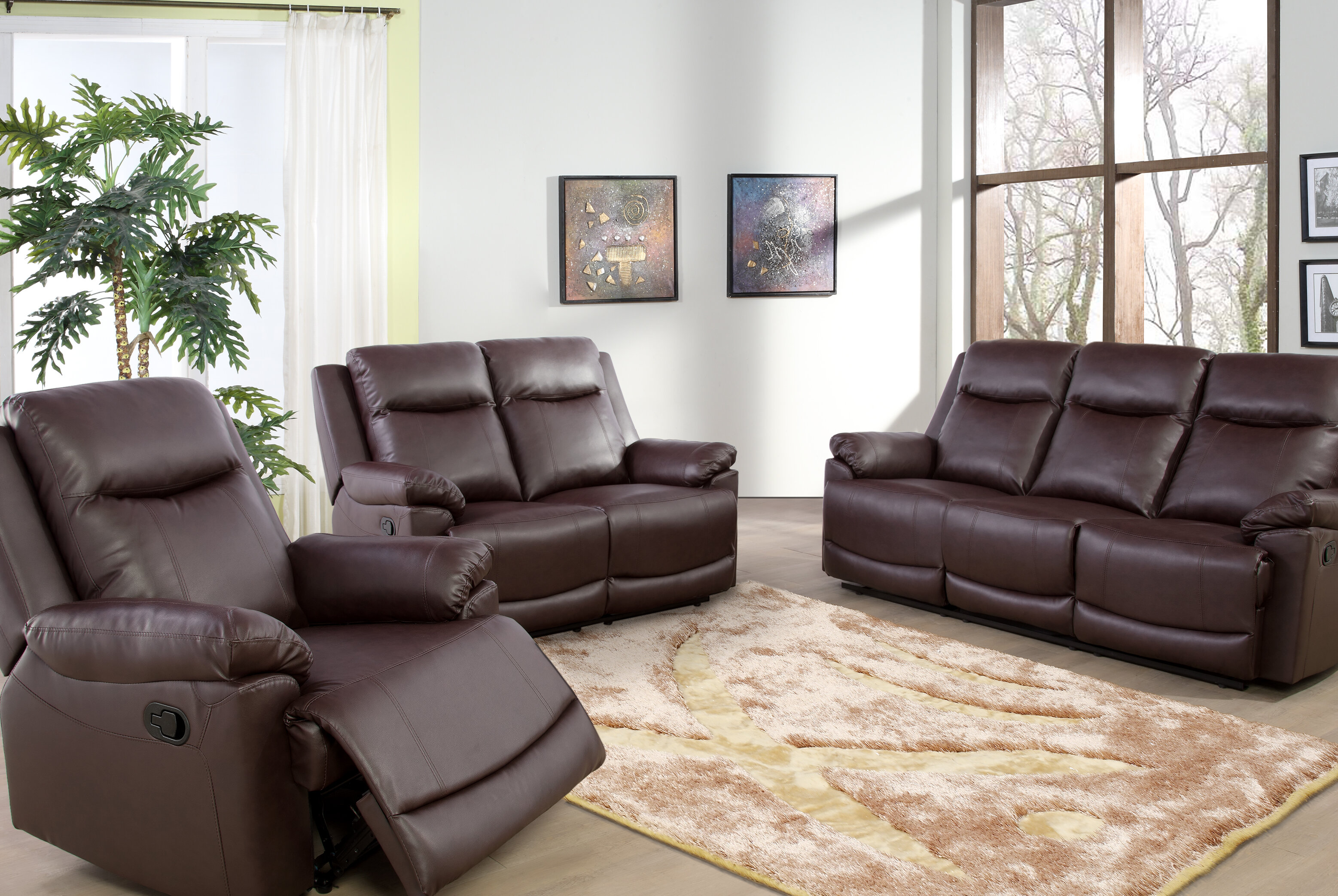 Perfect Reclining Living Room Sets