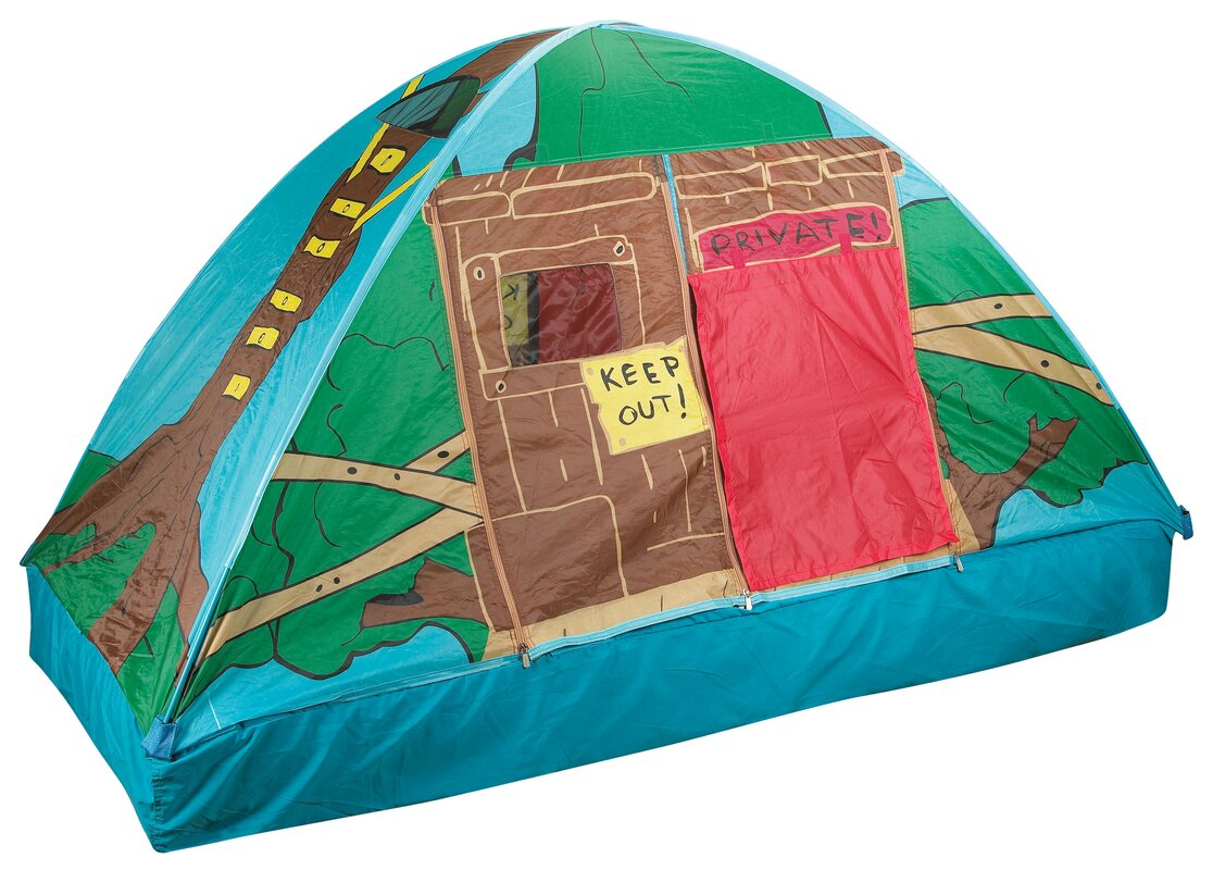 Tree House Bed Play Tent  sc 1 st  Wayfair & Pacific Play Tents Tree House Bed Play Tent u0026 Reviews | Wayfair