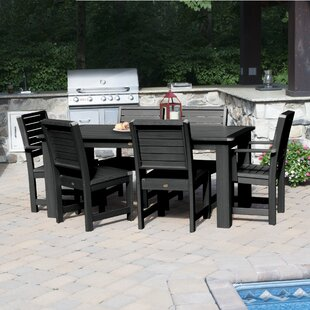 Berry 7 Piece Dining Set