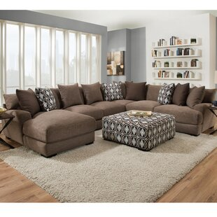 Deep Oversized Sectional Wayfair