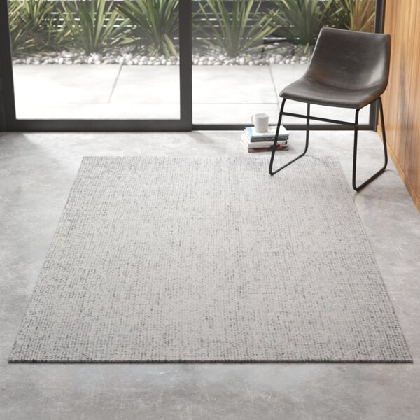 Hale Hand Tufted Wool Gray Area Rug Reviews Allmodern