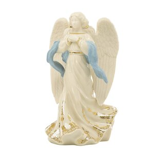 First Blessing Nativity Angel of Hope Figurine