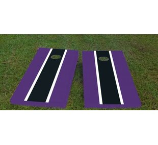 Custom Cornhole Boards Ravens Cornhole Game (Set of 2)