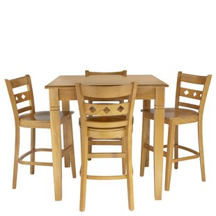 Weinstock 5 Piece Pub Table Se..