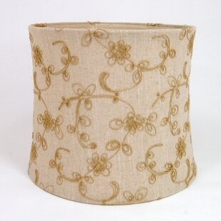 Check Prices 12 Linen Drum Lamp Shade By Ophelia & Co.