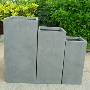 Modern Concrete Pot Planter