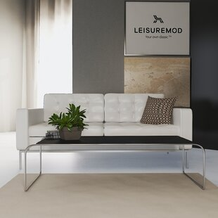 Large Malvern Coffee Table by LeisureMod