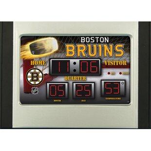 NHL Scoreboard Desk Clocks ByTeam Sports America