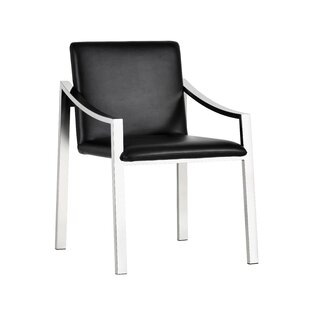 Ikon Rumi Upholstered Dining Chair by Sunpan Modern