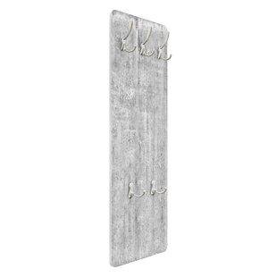 Deals Price Large Loft Concrete Wall Mounted Coat Rack