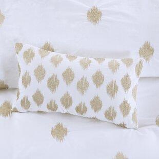 Bergin Cotton Lumbar Pillow