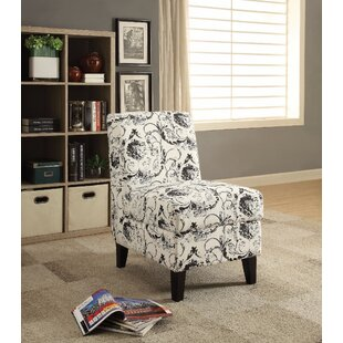Winston Porter Forand Slipper Chair