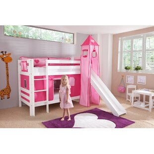 Faircloth European Single Bed With Textil Set By Zoomie Kids