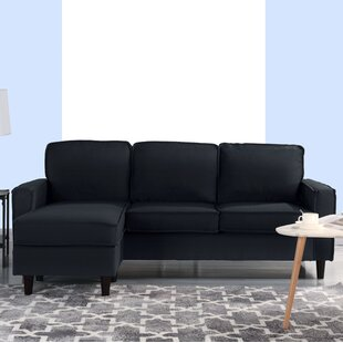 Brzozowski Modern Small Space Sectional Ebern Designs