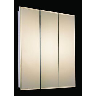 Salvador 30 x 30 Recessed Medicine Cabinet by Ebern Designs