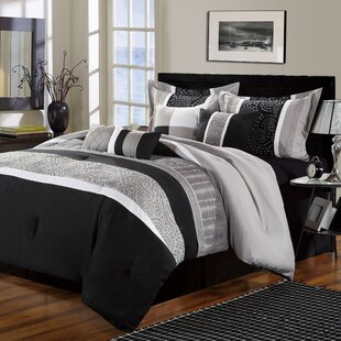 Rast 8 Piece Comforter Set