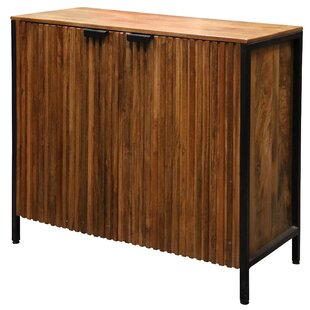 Khalil 2 Door Accent Cabinet by Brayden Studio