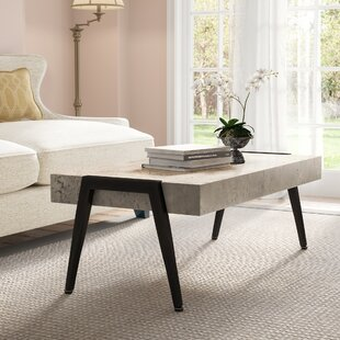 Order Hemlock Mid-Century Modern Coffee Table by Trent Austin Design