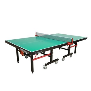 Pro Folding Indoor Table Tennis Table By Garlando