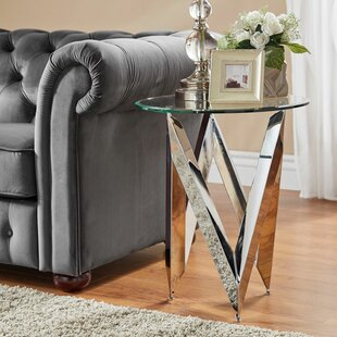 Irving Place End Table by Merc..