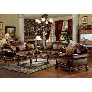 Welliver Configurable Living Room Set by Astoria Grand SKU:BE187461 Details
