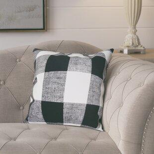 Lowman Plaid Pillow Cover