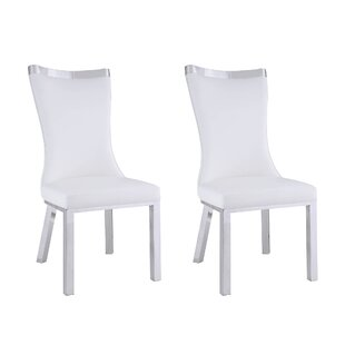 Kenya Upholstered Dining Chair (Set of 2)