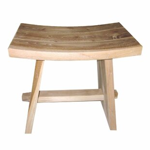 Lintang Decorative Stool By Alpen Home
