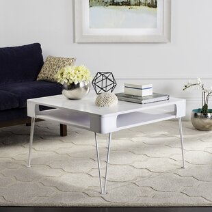 Buy clear Cason Coffee Table By Wade Logan