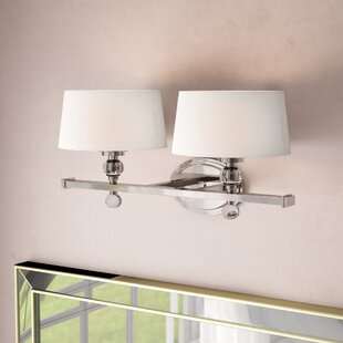 Read Reviews Lewis 2-Light Vanity Light By Willa Arlo Interiors