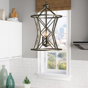 World Menagerie Rodden 3-Light Foyer Pendant