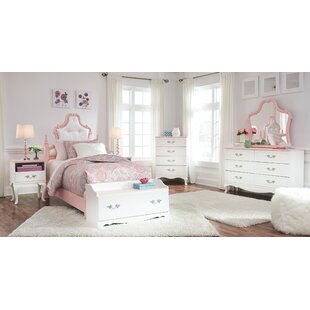 Stamp Panel Configurable Bedroom Set By Harriet Bee