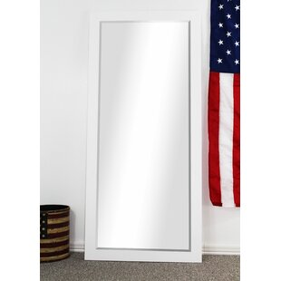 Modern White Full Length Mirrors