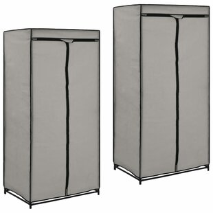 2 Door Wardrobe (Set Of 2) By Symple Stuff